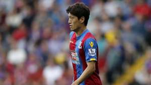 Lee Chung-Yong Crystal Palace Premier League