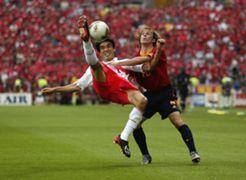 Choi Jin-Cheul South Korea 2002 World Cup