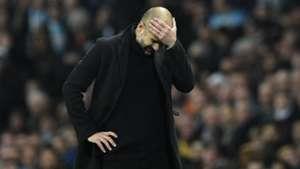 Pep Guardiola Manchester City