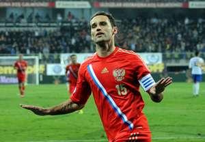 Roman Shirokov Russia