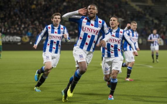 Kenny Otigba ADO Den Haag sc Heerenveen Eredivisie 12042013