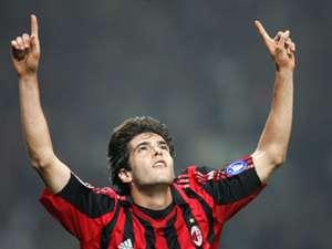 Kaka AC Milan Juventus Champions League 02192005