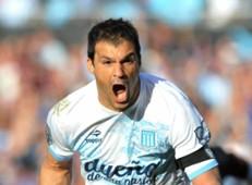 Festejo Saja Racing Belgrano Fecha 9 Torneo Final 2014