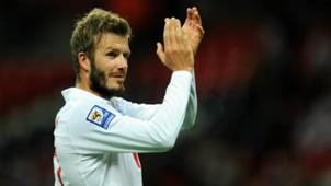 David Beckham | England