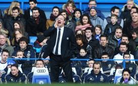 Chelsea v West Bromwich Albion, Rafael Benitez