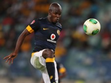 Kaizer Chiefs striker Knowledge Musona