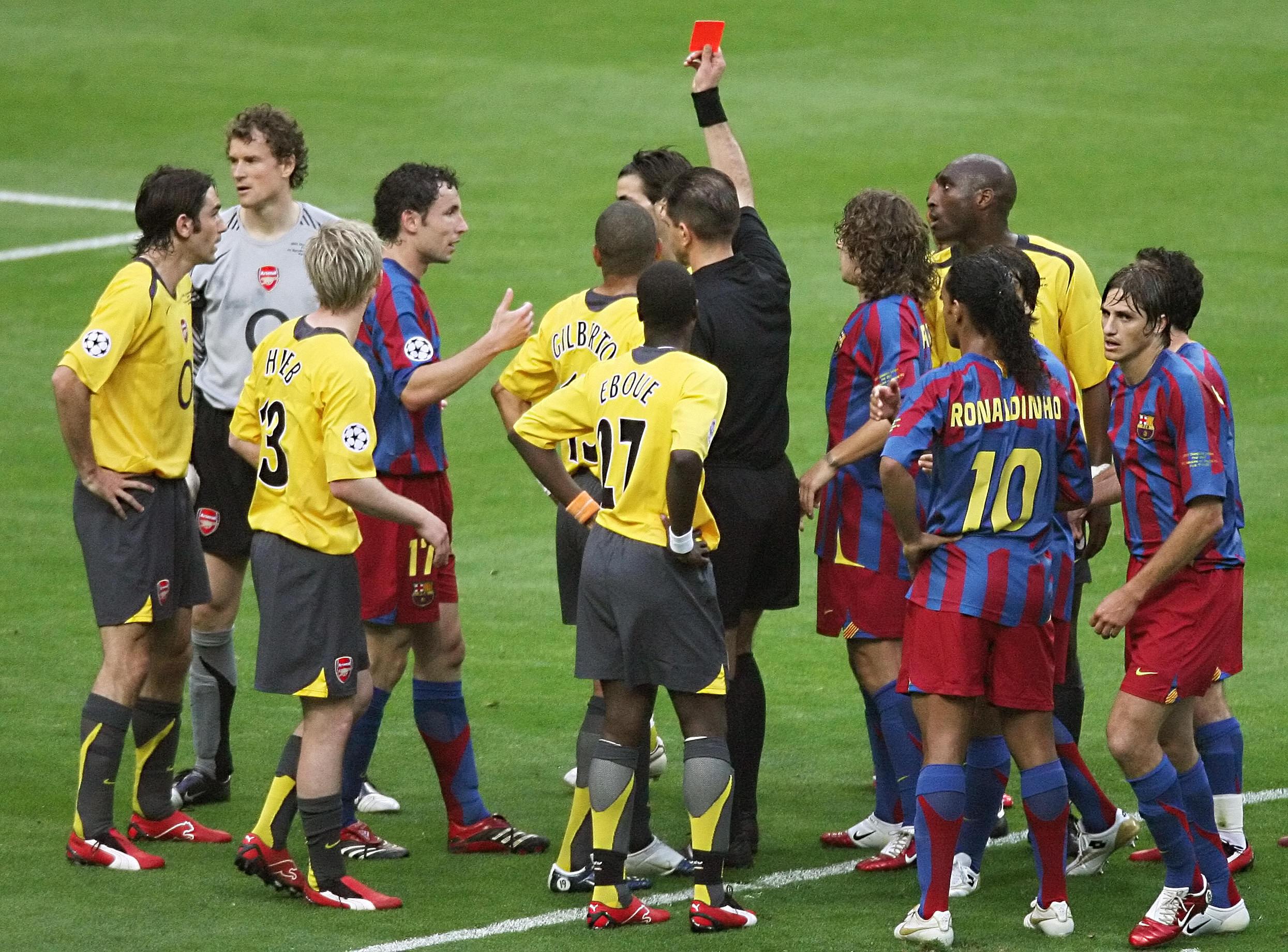 FC Barcelona - Arsenal (Final Champions League 2005-2006)