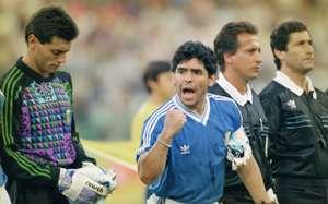 Diego Maradona - Italia 1990