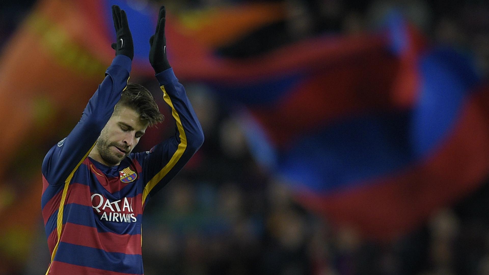 Champions League TOTW | Gerard Pique Barcelona