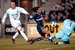 OM-PSG, Ronaldinho