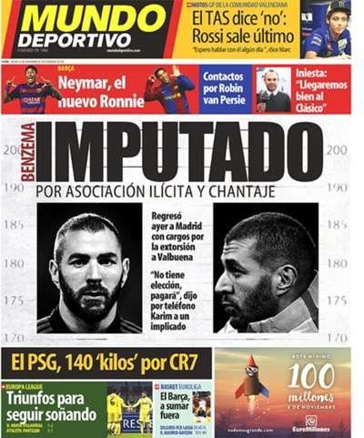 Mundo Deportivo 06112015