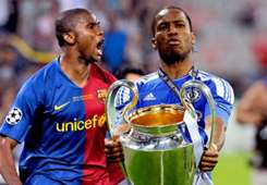 Samuel Eto'o Didier Drogba Greatest Player Debate