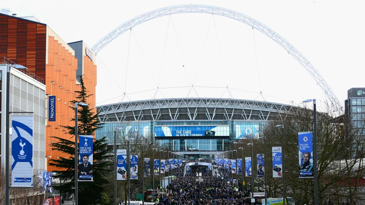 Capital One Cup final | Chelsea v Tottenham