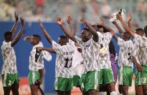 Nigeria 1994 World Cup