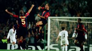 Barcelona 4-0 Leeds | 2000