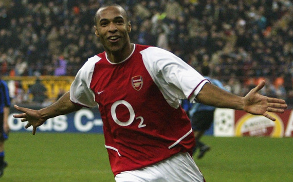 Thierry Henry: Arsenal