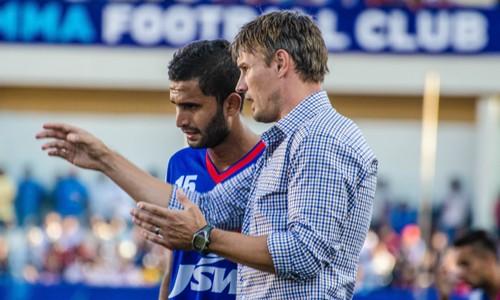Ashley Westwood Darren Caldeira Bengaluru FC