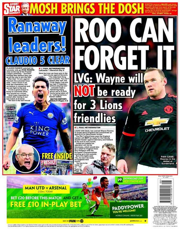 The Daily Star Feb 28