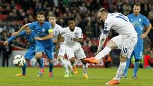 Wayne Rooney England Slovenia 15112014