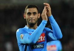 Faouzi Ghoulam Napoli Serie A