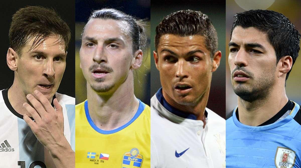 Copa America vs Euro 2016