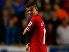 PHILIPPE COUTINHO LIVERPOOL EPL
