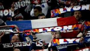 Lyon supporters