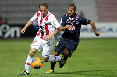 Laurent Bonnart Mariano Ajaccio Bordeaux Ligue 1 04122014