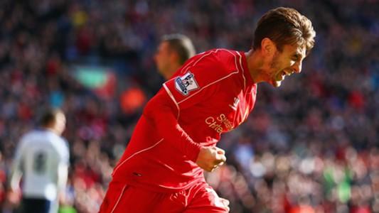 Adam Lallana | Liverpool 2-1 West Brom | Anfield | Premier League