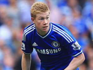 Kevin de Bruyne Chelsea 08182013