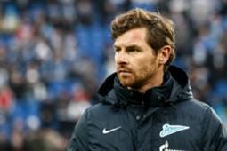 Zenit coach Andre Villas-Boas