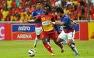 Selangor vs Johor Darul Takzim - Forkey Doe - Aidil Zafuan