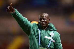 Nigeria U17 Women coach Bala Nikyu