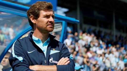 Andre Villas-Boas Zenit Premier League