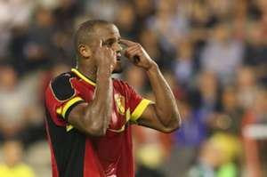 Belgium captain Vincent Kompany