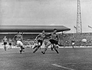 Italy Vs North Korea World Cup 1966