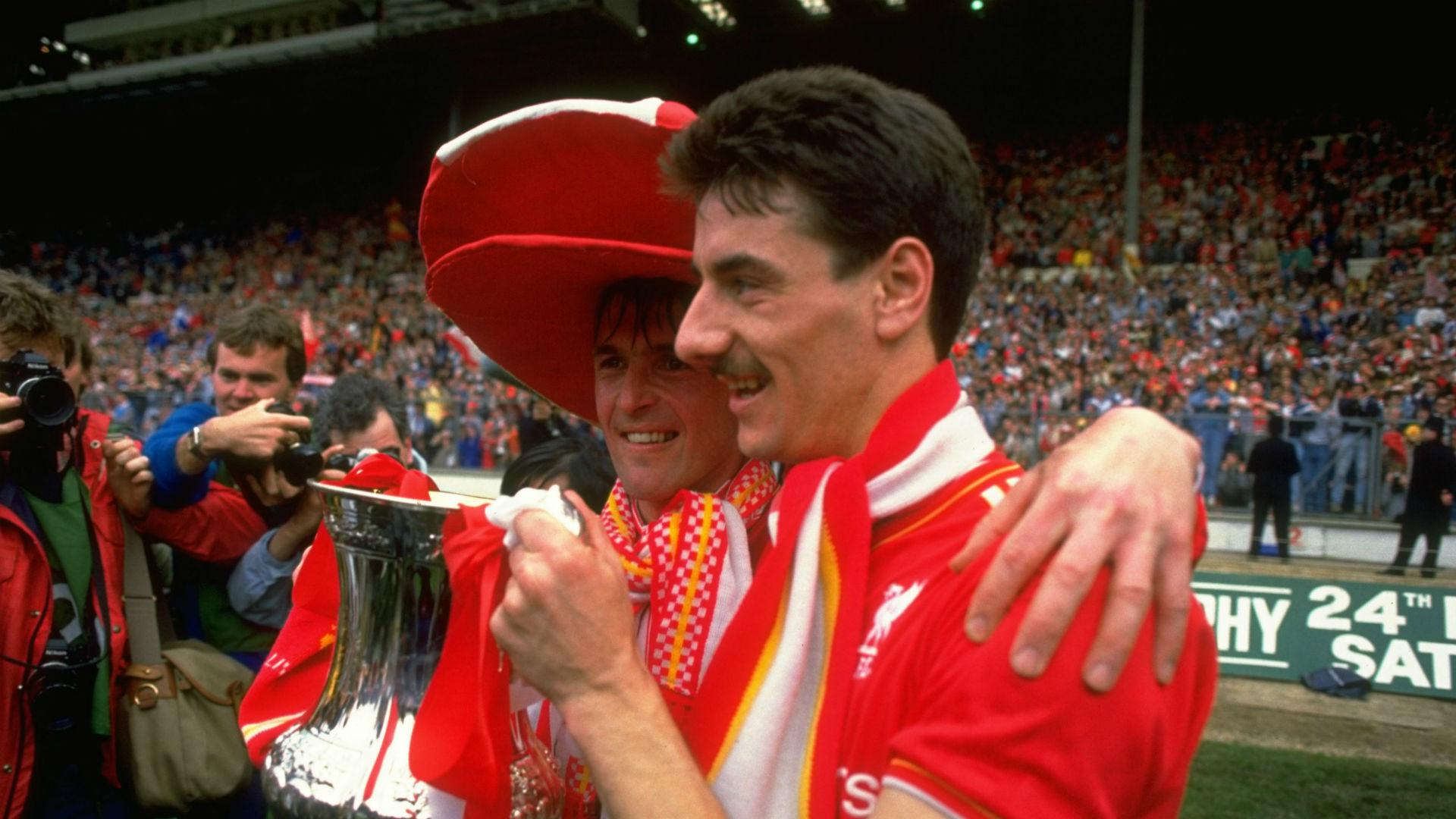 Ian Rush Liverpool