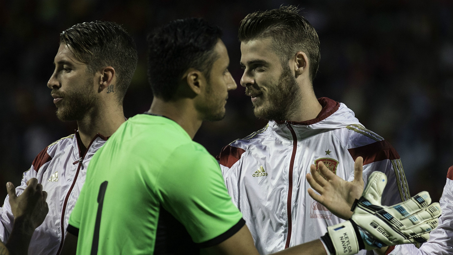 David de Gea Keylor Navas Spain Costa Rica 11062015