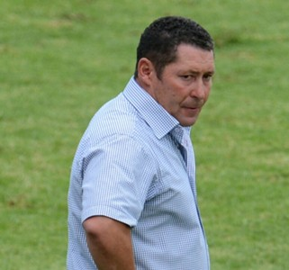 AmaTuks coach Steve Barker