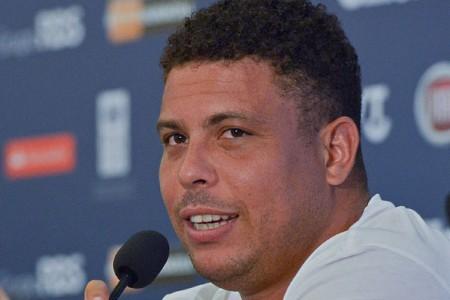 Former Brazil international Ronaldo