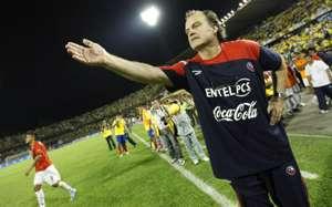 Marcelo Bielsa - Colombia - Chile 10/10/2009