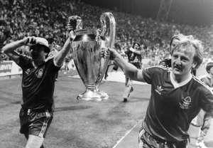 Nottingham Forest 1979 European Cup final winners