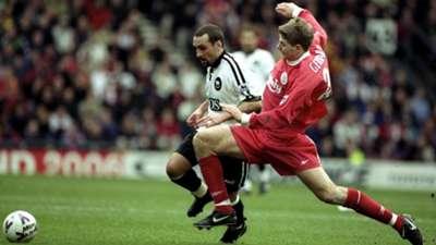 Steven Gerrard Debut Season 1998-99