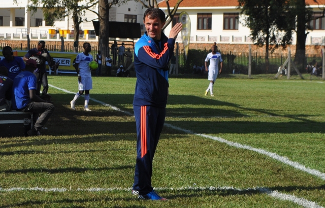 Rwanda coach Micho fired.
