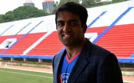 Parth Jindal,Bengaluru FC CEO