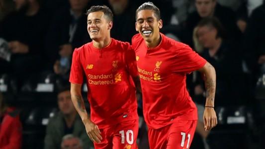 HD Coutinho Firmino Liverpool