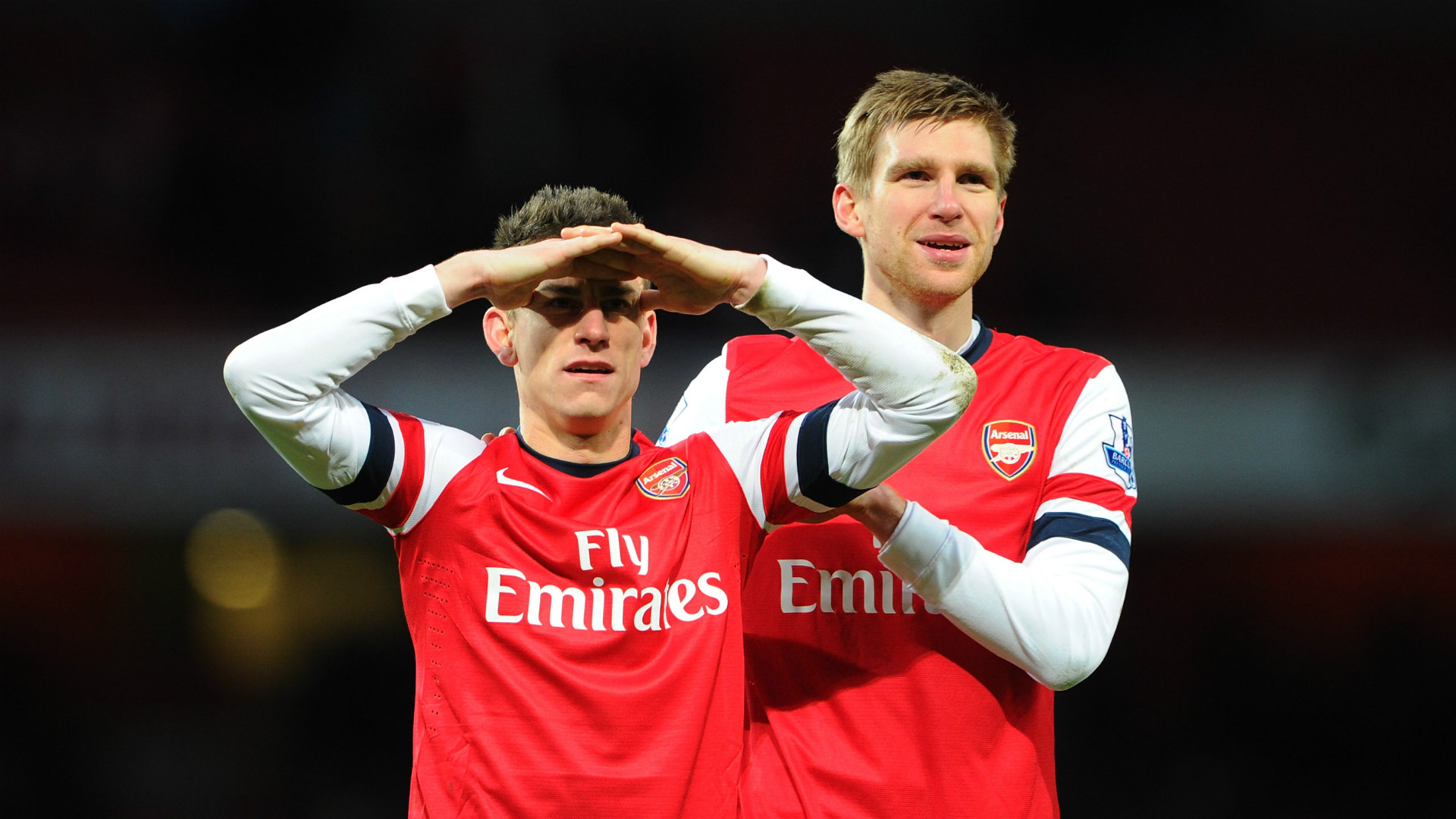 Laurent Koscielny & Per Mertesacker | Arsenal