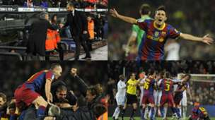 Pep v Mou: Barcelona 5-0 Real Madrid