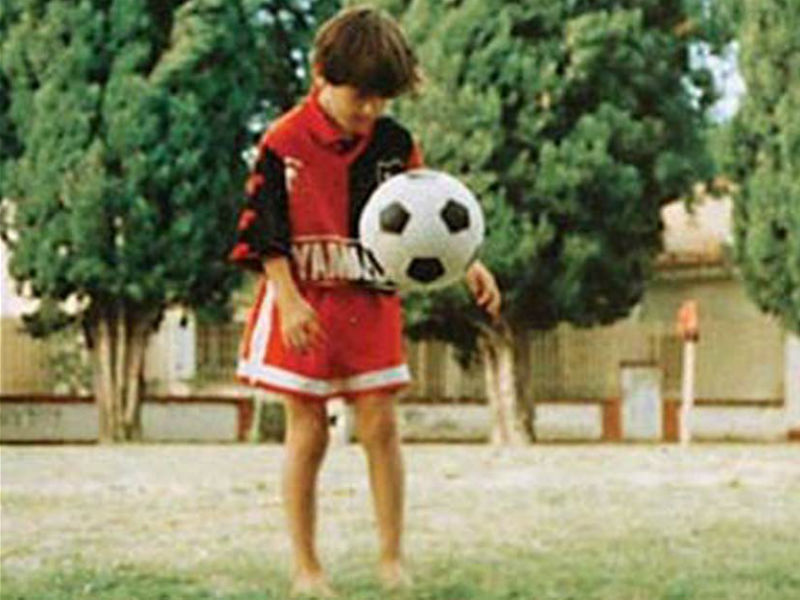 Messi Newell´s