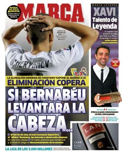 European Newspaper Review | Marca